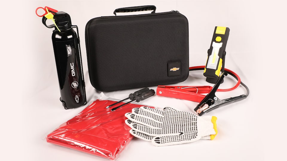 Kit de emergencia estándar